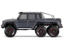 <b>Радиоуправляемая машина TRAXXAS TRX</b>-6 Mercedes-Benz G ...