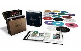 <b>Queen</b> - <b>Studio Collection</b>   UNCUT