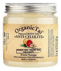 Натуральный <b>гель для тела Антицеллюлитный</b> Natural Body Gel ...