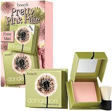 <b>Benefit</b> Dandelion <b>Pretty Pink</b> Pair (7g & 3.5g Duo): Amazon.co.uk ...