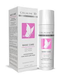 Medical Collagene 3D <b>Гель</b>-<b>маска для</b> лица <b>коллагеновая</b> Basic ...