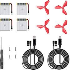 SNAPTAIN H823H Plus Drone Battery Accessories ... - Amazon.com