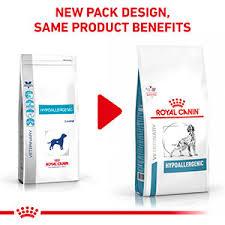 <b>ROYAL CANIN</b> Vet Diet Canine <b>Hypoallergenic</b> Dry Adult Dog Food ...