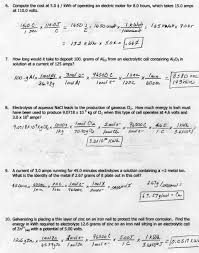 ap chem homework answers side 2