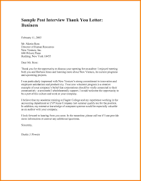 8 after interview thank you letter technician resume after interview thank you letter business thank you letter business thank you letter tl3l70ox jpg