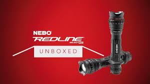 NEBO Unboxed: <b>Redline</b> Select RC - 1,000 Lumen Rechargeable ...
