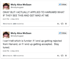 harvard college rejection letter has just broken the internet tip 3