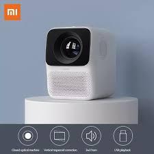 Home Mall <b>Mini</b> Projector <b>Xiaomi Wanbo</b>™ <b>LCD</b> Projector T2 free ...
