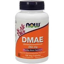 <b>DMAE 250mg 100c</b> by Now Foods