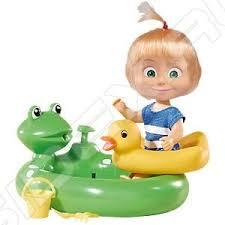 <b>Игровой набор</b> Simba <b>Маша и</b> Медведь, <b>Маша</b> с бассейном ...