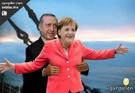 Bildergebnis für merkel und erdogan