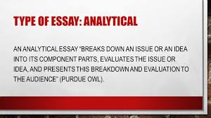 thesis statements how to then do type of essay analytical an 2 type of essay
