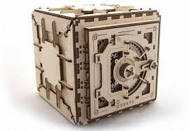<b>3D пазлы Ugears</b> - в интернет-магазине Inspectorgadgets.ru