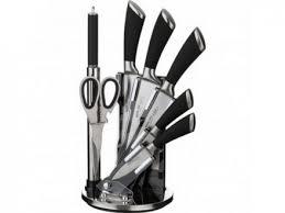 <b>Набор ножей AGNESS</b> 911-500 на подставке <b>8</b> предметов ...