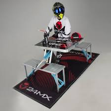 24mx Race <b>Camping Table With</b> 4 Chairs Collapsible Motorcycle ...