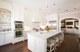 beautiful white kitchen cabinets:  kitchen beautiful white kitchen design with creamy white kitchen cabinets popular kitchen colors for