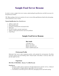 cover letter examples waitress cover letter examples waitress