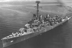 USS Franks (DD-554)