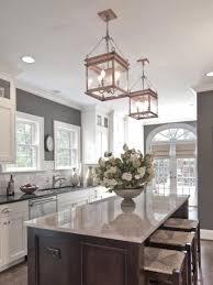 Kitchen Pendant Lights Over Island Landscape Glass Pendant Lights For Perfect Room Lighting Inside