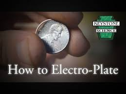 How to <b>Easily electro</b>-<b>Plate Metal</b> - YouTube | Plates, Personalized ...
