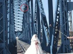 Adana'da intihar manzaralı düğün fotoğrafı