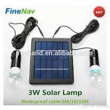 3w solar panel dual led lamps solar powered led work light solar light outdoor home lighting cheap home lighting