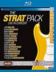 <b>Various Artists - The</b> Strat Pack [Blu-ray] [NTSC]: Amazon.co.uk: The ...