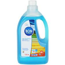 """Гель """"<b>Bon</b>"""", для <b>стирки</b> цветного белья, концентрат, 1,5 л ..."""