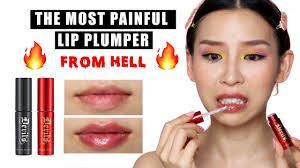 The Most Painful <b>Lip Plumper</b> From Hell | Tina Tries It - YouTube