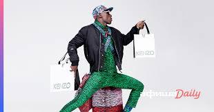 Как выглядит полная коллекция <b>Kenzo</b> х H&M - Афиша Daily