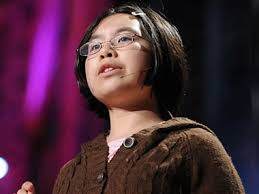 Child Prodigy Adora Svitak at TED