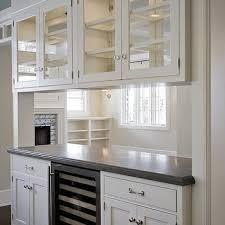 glass front upper cabinets cabinet lighting custom