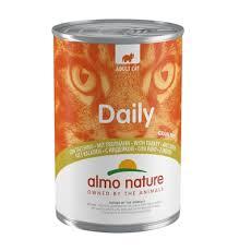 "<b>Almo Nature консервы</b> для кошек ""Меню с индейкой"", <b>Daily</b> Menu ..."