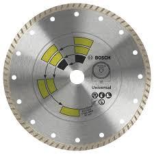 Купить <b>алмазный диск</b> универсальный <b>Bosch</b> DIY Turbo 230мм ...
