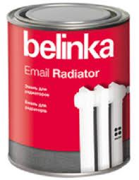 <b>Эмаль</b> для радиаторов. <b>Belinka Email Radiator</b>, алкидная 0,75 л ...