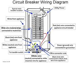circuit breaker wiring diagram ireleast info electric breaker wiring diagram electric wiring diagrams wiring circuit