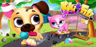 Kiki & Fifi Pet Friends - Virtual <b>Cat & Dog</b> Care - Apps on Google Play