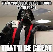 Funny Star Wars Memes - moviepilot.com via Relatably.com