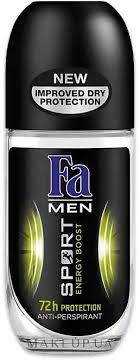 Дезодорант-антиперспирант - Fa Men Sport Energy ... - MAKEUP