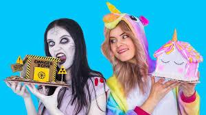<b>9 DIY</b> Unicorn vs Zombie Christmas <b>Sweets</b> - YouTube