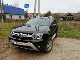 Купить б/у Renault Duster I Рестайлинг 2.0 MT (143 л.с.) 4WD ...