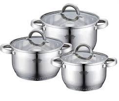 → <b>Набор</b> посуды <b>BOHMANN BH 0715</b> - 6 пр, цена: 768 грн, купить ...