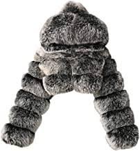 Fox Fur Jacket - Amazon.com