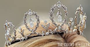 The Connaught <b>Diamond Tiara</b> | The Court Jeweller