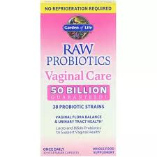 <b>Garden Of Life Probiotics Raw Vaginal Care</b>