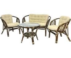 <b>Комплекты плетеной мебели</b> из ротанга - купить недорого в ...