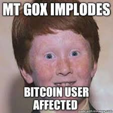 Bitcoin Memes » Funny Bitcoin stuffs :DBitcoin user not affected ... via Relatably.com