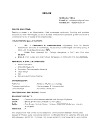 resume  resume objective for freshers  chaoszcareer objectives essay medical receptionist resume objective samples