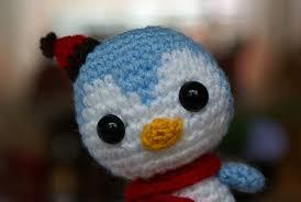 Cute Little Penguin pattern by Ice's Handmade Crochet - Ravelry