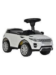 <b>Каталка Range Rover EVOQUE</b> со звук., бел. (348-1) KariKids ...